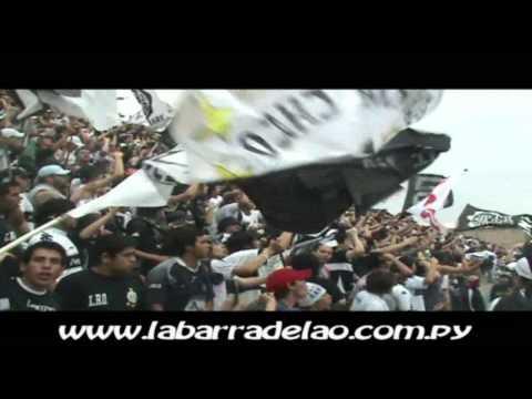LBO - Siguiendo al Olimpia VS Sportivo Luqueño - Clausura 2009 - La Barra del Olimpia - Olimpia