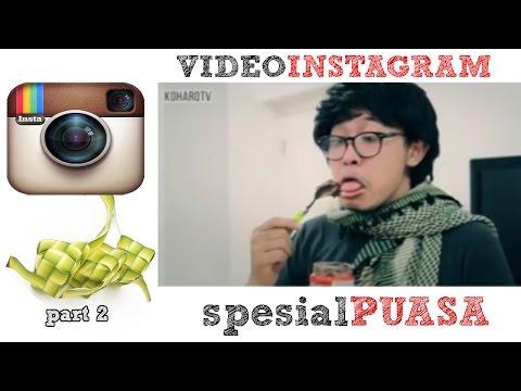 WOW BGT! VIDEO LUCU INSTAGRAM SPESIAL PUASA part 2