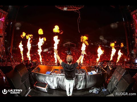 David Guetta - Ultra Europe 2018