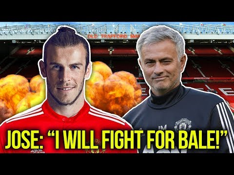 Video: Have Manchester United Won The Race To Sign Gareth Bale?! | W&L