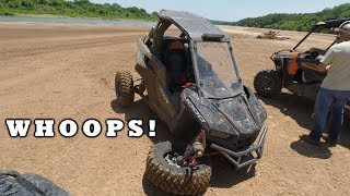 8. Brand New Polaris RS1 Destroyed!