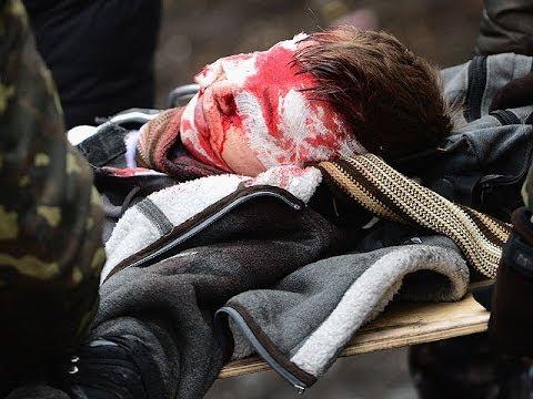 Реальность на Майдане. Новые кадры с Майдана. Жесть - DomaVideo.Ru