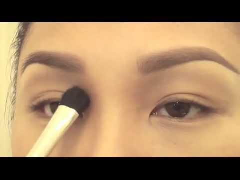 Eye brow Makeup