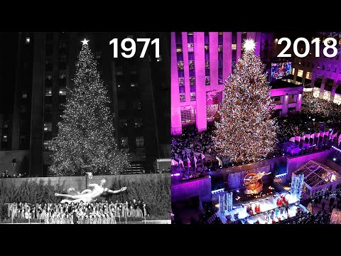 Download Ninety Years of Christmas in New York City, Then and Now | The New Yorker HD Mp4 3GP Video and MP3