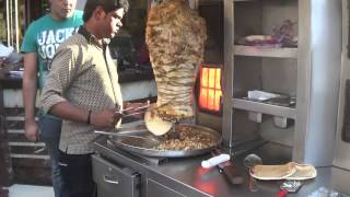 Andheri India  city photos : Rare Street Food Of India | Chicken Shawarma - Andheri, Mumbai, India.