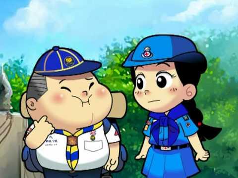 100ปีการลูกเสือไทย