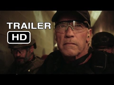 Sabotage (UK Trailer)