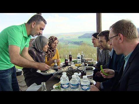 Λουξεμβούργο: Η ιστορία ενός πρόσφυγα από τη Συρία που κατάφερε να βρει καταφύγιο στην Ευρώπη