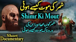 Video Shimr Ki Mout | Karbala Waqia Shimr Death History And Role In Karbala Imam Hussain Shahadat MP3, 3GP, MP4, WEBM, AVI, FLV Agustus 2018