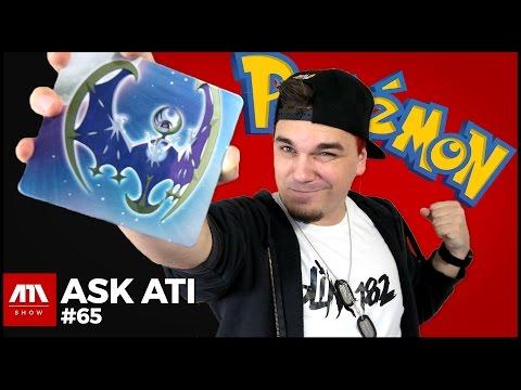 Ati – nejlepší trenér pokémonů