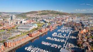 Swansea United Kingdom  city photos : Swansea, Wales, United Kingdom, Europe