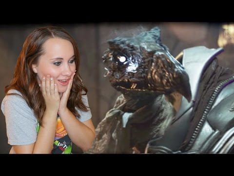 Rachel Reacts to The Dark Crystal: Age of Resistance Teaser || Adorkable Rachel