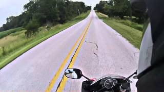 8. 2012 50th Anniversary r6 Ride and Review