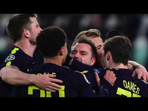 Tottenham consigue valioso empate en casa de Juventus