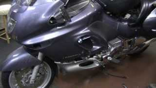 7. BMW K1200LT Fairing or Tupperware Removal