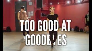 Video SAM SMITH - Too Good At Goodbyes | Kyle Hanagami Choreography MP3, 3GP, MP4, WEBM, AVI, FLV Januari 2018
