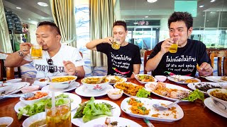 Video Spiciest THAI FOOD - Extreme Hot Curry + BEER SNOW in Bangkok, Thailand! MP3, 3GP, MP4, WEBM, AVI, FLV Juli 2019
