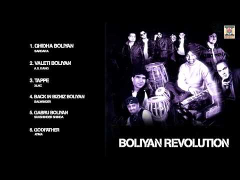 Video BOLIYAN REVOLUTION - A.S KANG, SARDARA, ATMA & XLNC - FULL SONGS JUKEBOX download in MP3, 3GP, MP4, WEBM, AVI, FLV January 2017