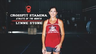 Athlete of the Month: Lynne Stone