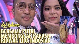 Video Bersama Putri, Membongkar rahasia Ridwan LIDA INDOSIAR MP3, 3GP, MP4, WEBM, AVI, FLV April 2018