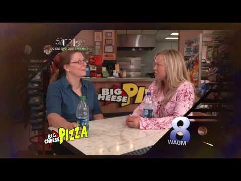 50-50 Fridays - Big Cheese Pizza - 6-21-13