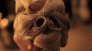 Designer Vintage Bridal Show 2013 - Vintage Makeover