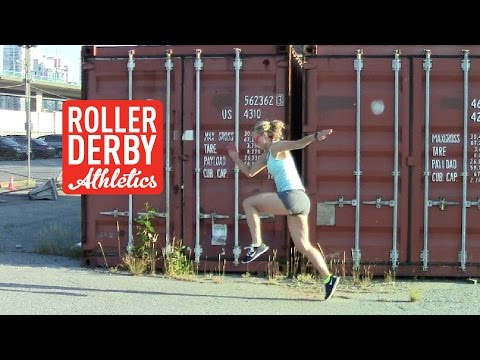 Super-Plyo Workout | Roller Derby Athletics