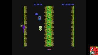 Spy Hunter [Expert] (Atari 400/800/XL/XE Emulated) by ILLSeaBass