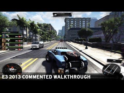 The Crew - E3 2013 - kommentierter Walkthrough
