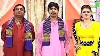 Best Of Sajan Abbas New Pakistani Stage Drama Full Comedy Funny Clip | Pk Mast