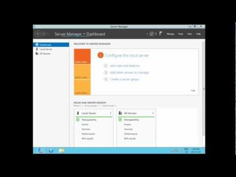 how to attach vhd in windows server 2012