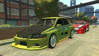 Nonton Fast And Furious Real Car GTA 4 Film Subtitle Indonesia Streaming Movie Download