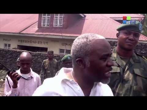 TÉLÉ 24 LIVE: Un Congolais attaqué dans sa résidence par des militaires non inconnus à Goma, après avoir été menancés  par SMS,  soit disant qu'il est un obstacle qui empêche  la balkanisation de la RD CONGO