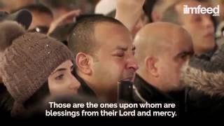 Video Ketika Non-Muslim Berkumpul dan Mendengarkan Lantunan Ayat Al-Qur'an. MP3, 3GP, MP4, WEBM, AVI, FLV Oktober 2018