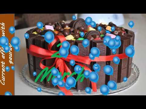 Birthday wishes for best friend - Birthday Status 2 March, birthday wishes, happy birthday, birthday whatsapp status, जन्मदिन