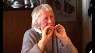 An interview with the Grand Madame of the North Frisian minority, Ms Marie Tångeberg, at her home in Äfkebel, North Frisia. The film was presented at the ...