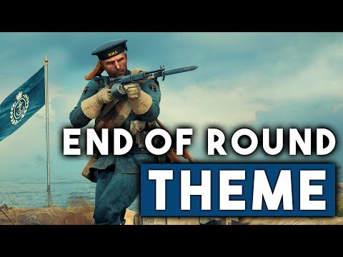 Battlefield 1: Turning Tides - North Sea - End of Round Theme #2