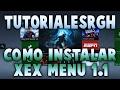 #TutorialesRgh - Cómo instalar XexMenu 11 [vía USB] en Rgh 2016 FÁCIL! #1