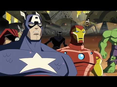 Kang the Conqueror shows the Avengers their future