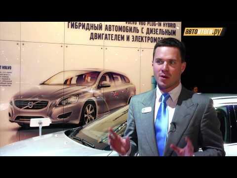 Volvo  ММАС 2012. Volvo V60