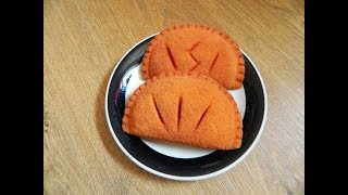 Harry Potter squishy tutorial series: Pumpkin pasties