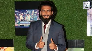 Ranveer Singh All Set To Make His TV Debut? | LehrenTV