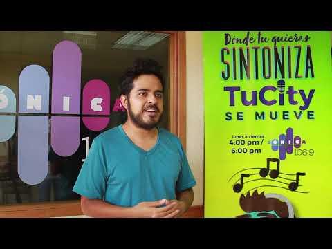 MUNIJOVEN • Radio Locución • Julio Roberto Campos González