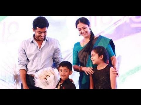 Jyothika: My kids don't know I'm Actress