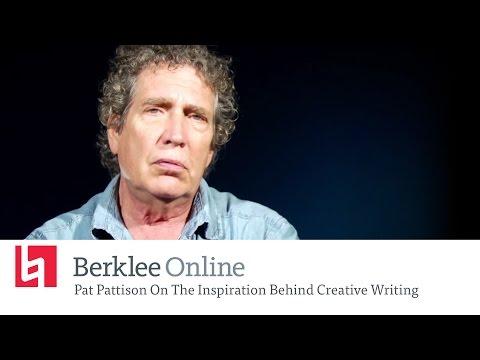 Pat Pattison über die Inspiration hinter kreativen Schreiben: Poesie