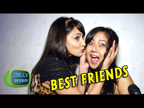 Rupal Tyagi Meets her BEST FRIEND
