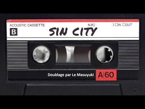 SIN CITY - Doublage de le Masuyuki