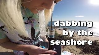 DABBING BY THE SEASHORE | Boost by DrDabber | CoralReefer by Coral Reefer