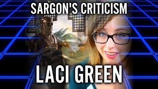 So, again. I am criticizing Sargon here, but I don't find him to be bad for the things I'm criticizing. Overall, I just found his video to not be very tactfu...