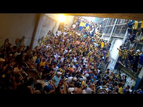 Video - Canalla te prometo que siempre voy a estar a tu lado 2015 - Los Guerreros - Rosario Central - Argentina